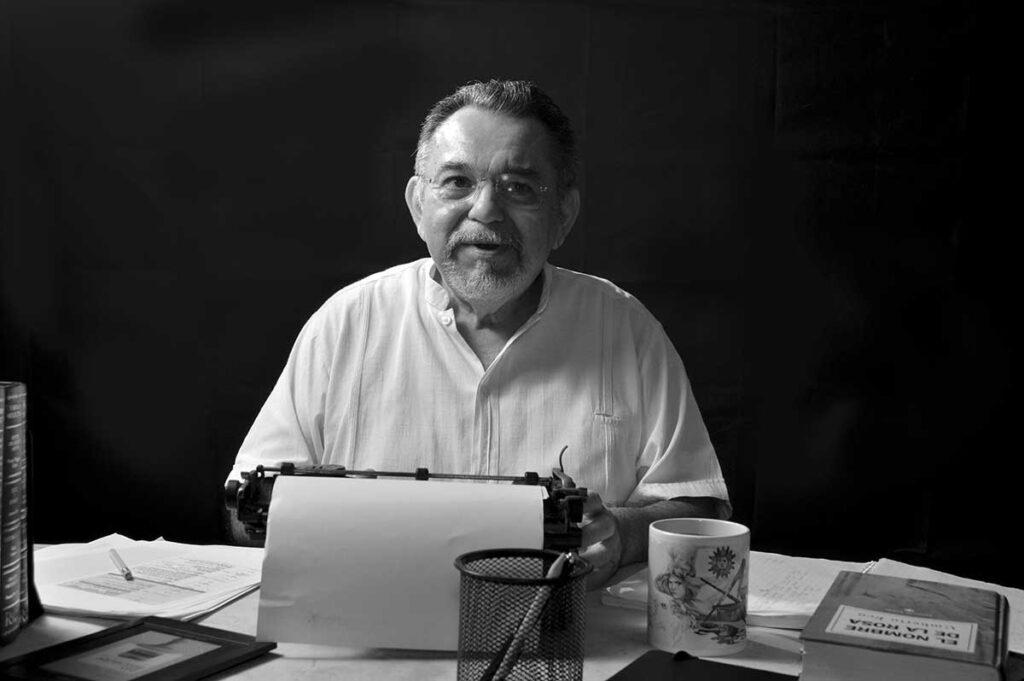 Fausto Franco Sosa / Escritor